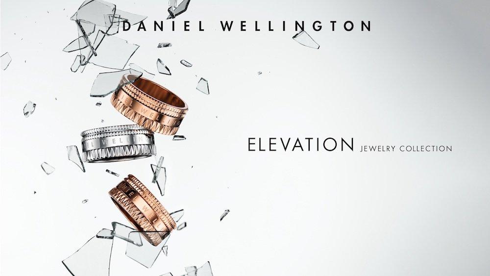 ダニエルウェリントン、エレベーションElevationジュエリーコレクション